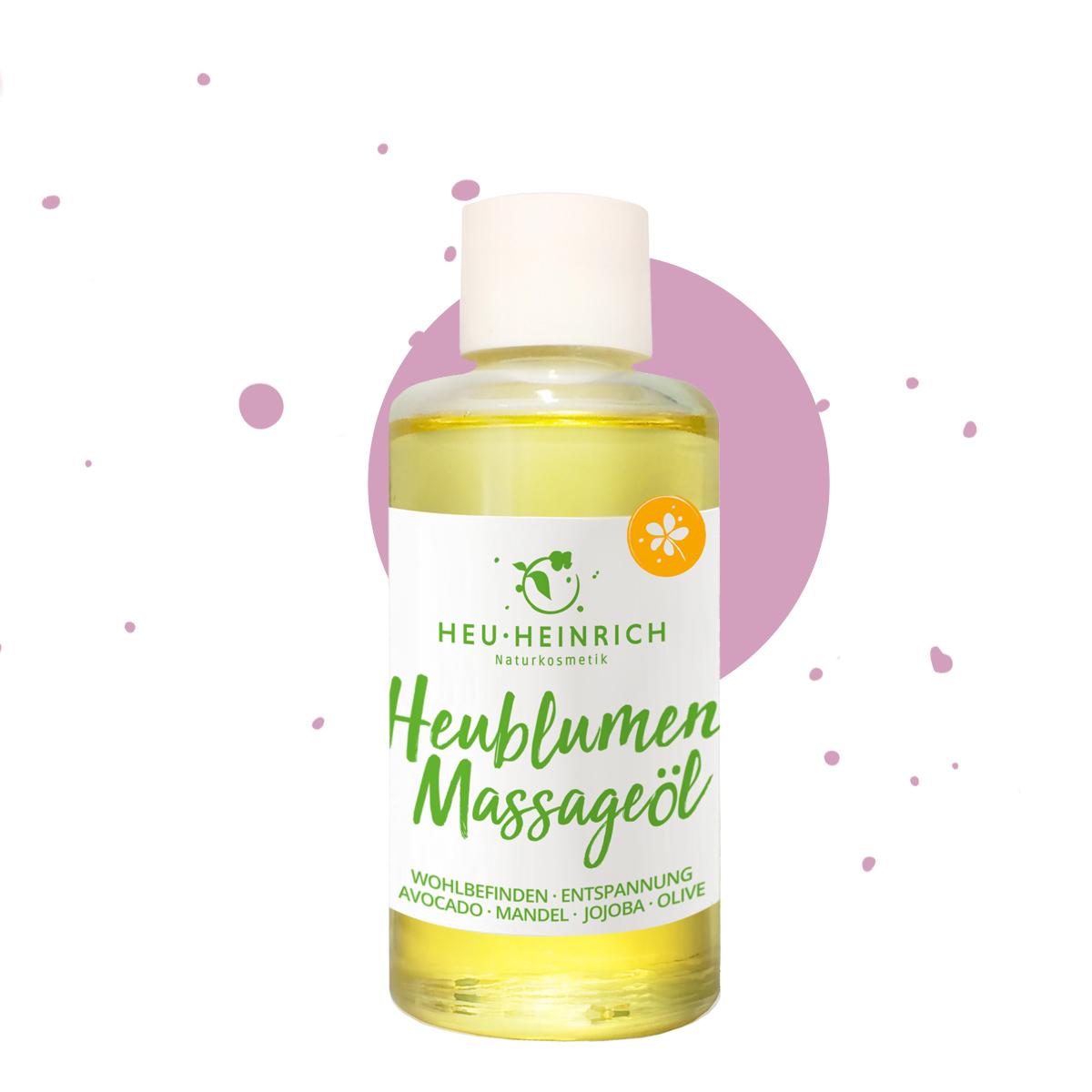 Heublumen-Massageöl