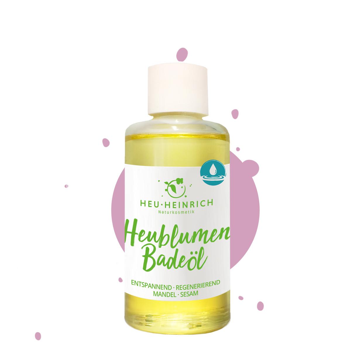 Heublumen-Badeöl